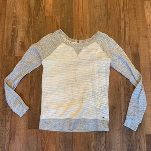 Long sleeve roxy sweater